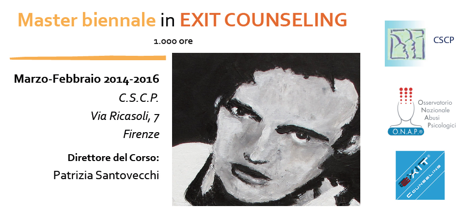Master Biennale in Exit Counseling